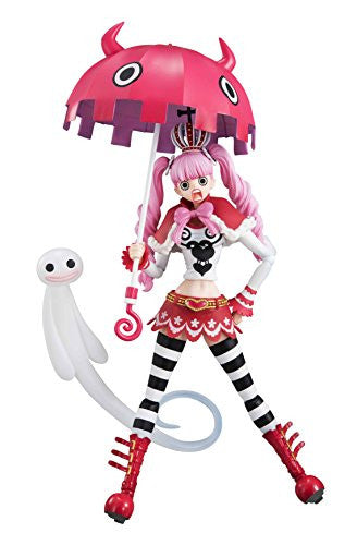 Image 12 for One Piece - Perona - Negative Hollow - Variable Action Heroes - Past Blue (MegaHouse)