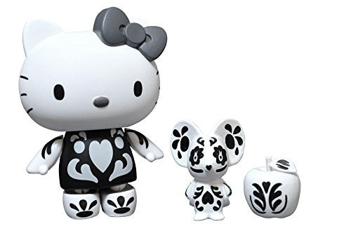 Image 2 for Hello Kitty - Joy - Revoltech - Black Skull ver. (Kaiyodo)