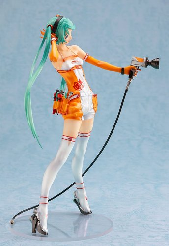 Image 2 for GOOD SMILE Racing - Hatsune Miku - 1/8 - Racing 2010 (Good Smile Company)