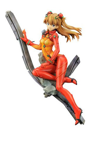 Image for Evangelion Shin Gekijouban - Souryuu Asuka Langley - 1/8 - Plug Suit Test Type Ver. (Alter)