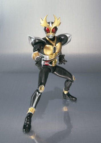 Image 2 for Kamen Rider Agito - Kamen Rider Agito Ground Form - S.H.Figuarts - 1/12 (Bandai)