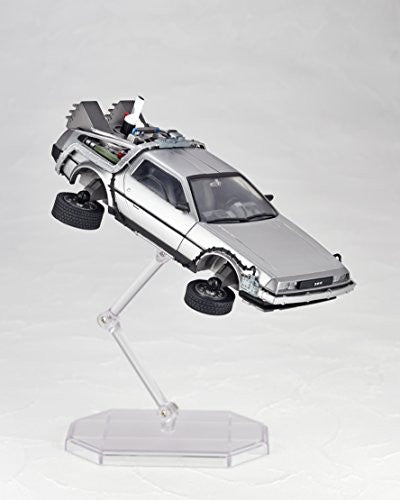 Image 7 for Back to the Future Part II - DeLorean Time Machine - Figure Complex Movie Revo No.001 - Revoltech (Kaiyodo)