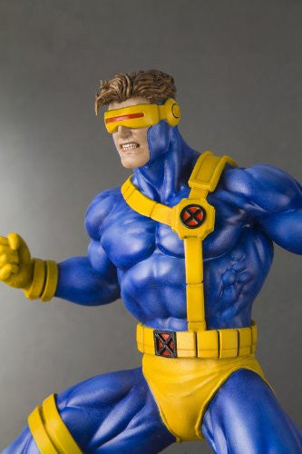 Image 2 for X-Men - Cyclops - Fine Art Statue - 1/6 - Danger Room Sessions (Kotobukiya)