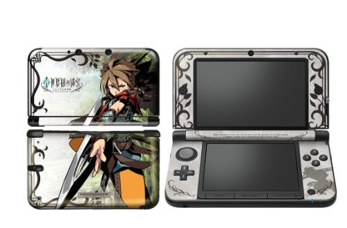 Image 1 for Shin Sekaiju no Meikyuu Design Skin for 3DS LL [Design 02]
