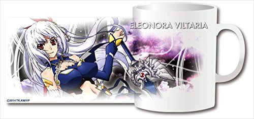 Image 1 for Madan no Ou to Vanadis - Eleonora Viltaria - Mug (Fragment)