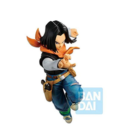 Dragon Ball FighterZ - Ju-nana Gou (Android 17) - Ichiban Kuji - Ichiban Kuji Dragon Ball The Android Battle with Dragon Ball FighterZ (Bandai Spirits)