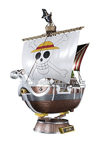 Image 1 for One Piece - Going Merry - Chogokin - One Piece 20th Anniversary Premium Color ver.