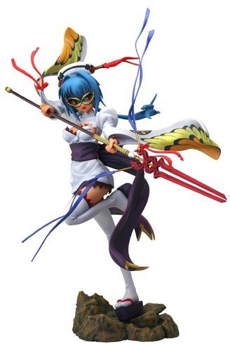 Image 2 for Koihime†Musou - Chouun Shiryuu (Sei) - Marvelous Model - 1/8 (Zigz Toy)