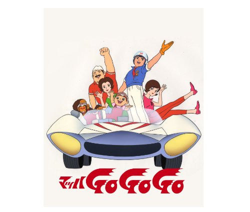 Image 1 for Speed Racer Mach Go Go Go Blu-ray Box
