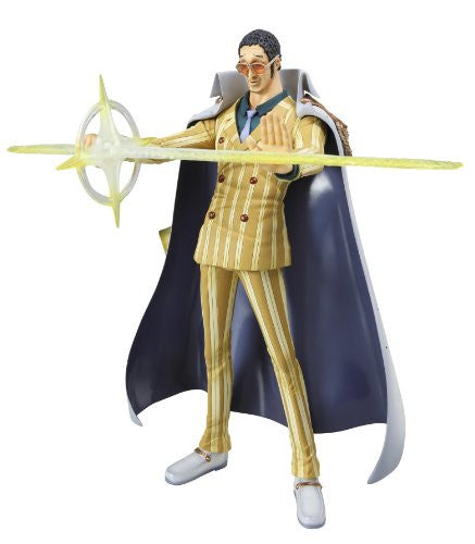 Image 8 for One Piece - Kizaru - Portrait Of Pirates DX - Excellent Model (MegaHouse)