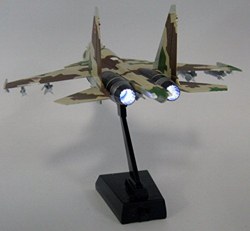 Image 2 for GiMIX Aircraft Series - AC603 - Russian Air Force Su-27M - 1/144 - Flanker E1 (Tomytec)