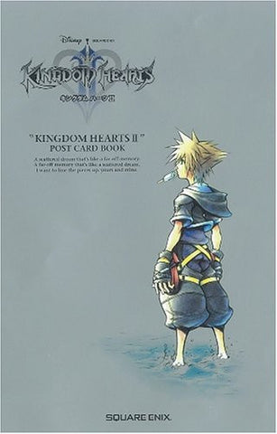 Image for Kingdom Hearts 2 Postcard Book