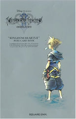 Kingdom Hearts 2 Postcard Book
