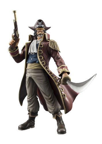 Image 1 for One Piece - Gol D. Roger - Excellent Model - Portrait Of Pirates DX - 1/8 (MegaHouse)