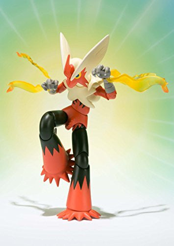 Image 3 for Pocket Monsters - Bursyamo - S.H.Figuarts - Mega Evolution (Bandai)