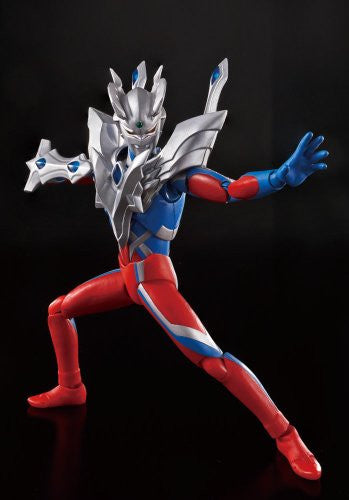 Image 4 for Ultraman Zero THE MOVIE: Choukessen! Beriaru Ginga Teikoku - Ultimate Zero - Ultra-Act (Bandai)