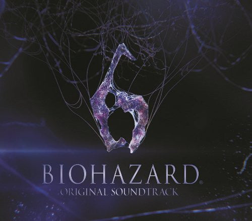 Image 1 for BIOHAZARD 6 ORIGINAL SOUNDTRACK