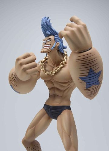 Image 6 for One Piece - Franky - Excellent Model - Portrait Of Pirates Neo (MegaHouse)