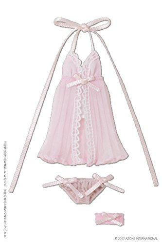 Doll Clothes - Picconeemo Costume - Babydoll Set - 1/12 - Pink (Azone)