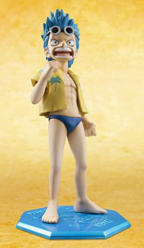 Image 5 for One Piece - Franky - Excellent Model - Portrait Of Pirates MILD - 1/8 - CB-R3 (MegaHouse)
