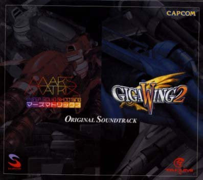 Image for Mars Matrix / Giga Wing 2 Original Soundtrack
