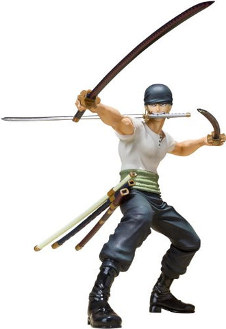 Image for One Piece - Roronoa Zoro - Figuarts ZERO - Battle ver. (Bandai)