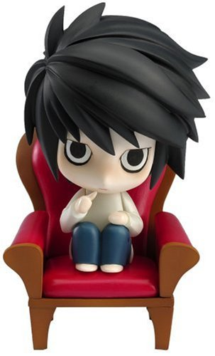 Image 1 for Death Note - L - Nendoroid - 017 (Good Smile Company)