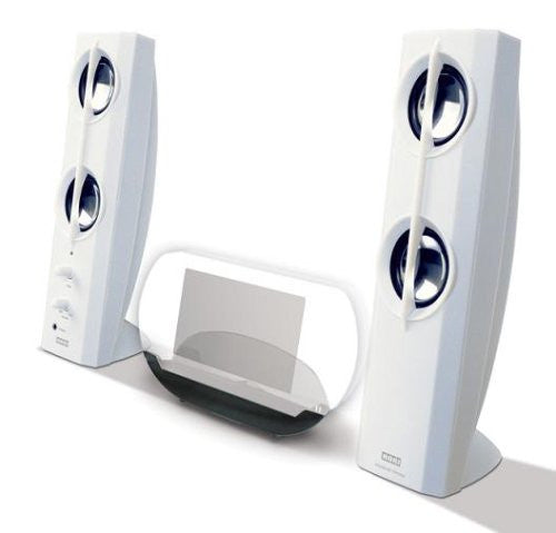 Image 1 for Speaker Set Portable (white)