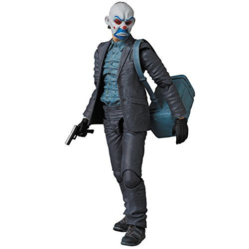 Image 5 for The Dark Knight - Joker - Mafex No.015 - Bank Robber Ver. (Medicom Toy)