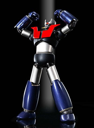 Image 9 for Mazinger Z - Super Robot Chogokin - ~Iron (Kurogane) Finish~ (Bandai)