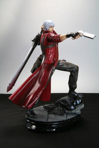 Image 2 for Devil May Cry 3 - Dante Sparda - ARTFX Statue (Kotobukiya)