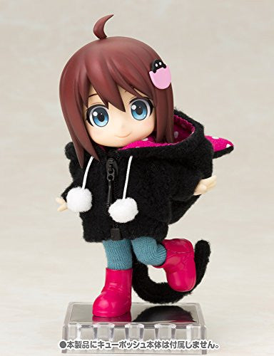 Image 4 for Cu-Poche - Cu-Poche Extra - Animal Parka Set - Black Cat (Kotobukiya, Noix de Rome)