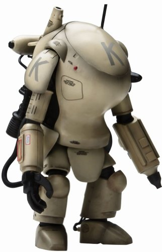 Image 1 for Maschinen Krieger - Super Armored Fighting Suit S.A.F.S. - Action Model - 03 - 1/16 - Antiflash White (Sentinel)