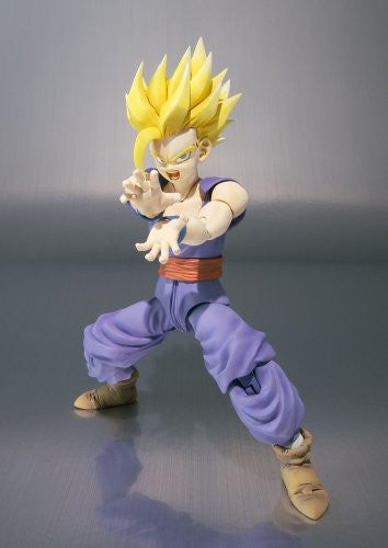 Image 4 for Dragon Ball Kai - Son Gohan SSJ - S.H.Figuarts (Bandai)