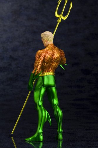 Image 7 for Justice League - Aquaman - DC Comics New 52 ARTFX+ - 1/10 (Kotobukiya)