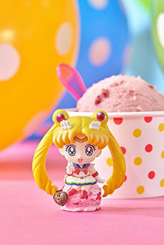 Image 8 for Petit Chara Land Bishoujo Senshi Sailor Moon Ice Cream☆ Party Set