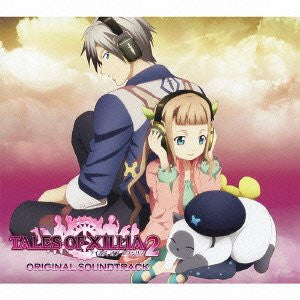 Image 1 for TALES OF XILLIA2 Original Soundtrack [Limited Edition]