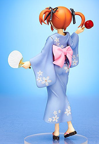 Image 4 for Mahou Shoujo Lyrical Nanoha The Movie 2nd A's - Takamachi Nanoha - 1/8 - Yukata ver. (FREEing)