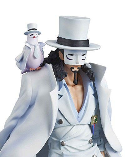 Image 3 for One Piece Film Gold - Hattori - Rob Lucci - Variable Action Heroes (MegaHouse)