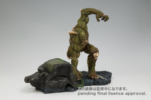 Image 3 for The Incredible Hulk Movie - Abomination - Fine Art Statue - Movie Ver. (Kotobukiya)