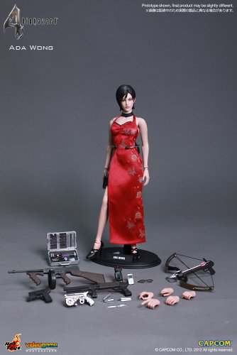 Image 7 for Biohazard 4 - Ada Wong - VideoGame Masterpiece - 1/6 (Hot Toys)