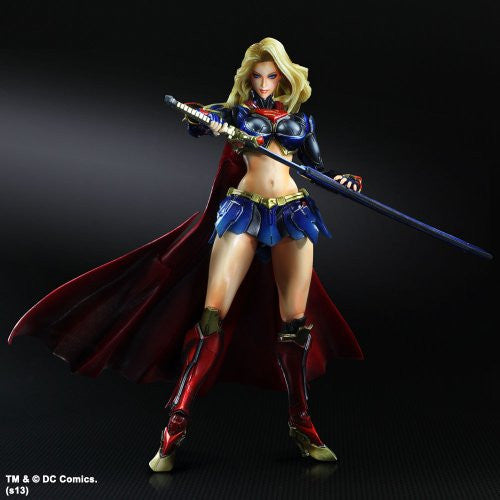 Image 6 for DC Universe - Supergirl - Play Arts Kai - Variant Play Arts Kai - Variant (Square Enix)