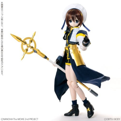 Image 2 for Mahou Shoujo Lyrical Nanoha The Movie 2nd A's - Yagami Hayate - Hybrid Active Figure 031 - 1/3 (Azone)