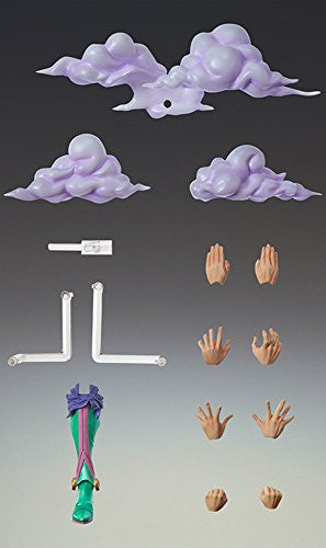 Image 5 for Jojo no Kimyou na Bouken - Stone Ocean - Weather Report - Super Action Statue #76 (Medicos Entertainment)
