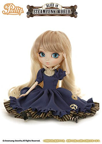 Image 9 for Pullip P-151 - Pullip (Line) - 1/6 - Alice In Steampunk World (Groove)