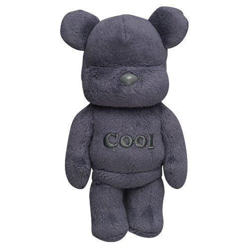 Image 1 for Otayori Be@rbrick - Cool - Gray (Medicom Toy)