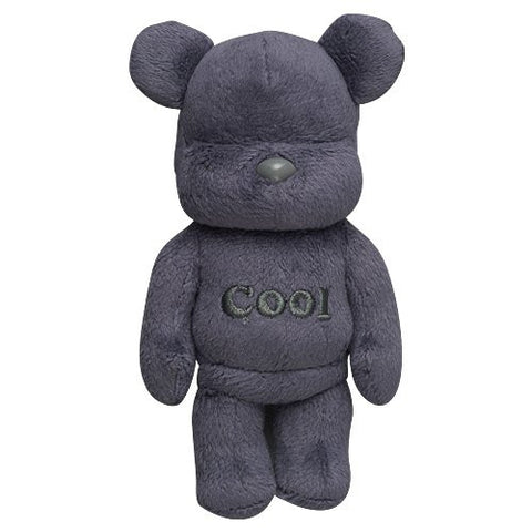 Image for Otayori Be@rbrick - Cool - Gray (Medicom Toy)