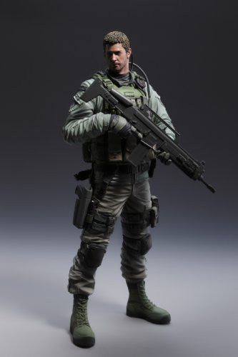Image 4 for Biohazard 6 - Chris Redfield - Capcom Figure Builder Creator's Model (Cafe Reo, Capcom)