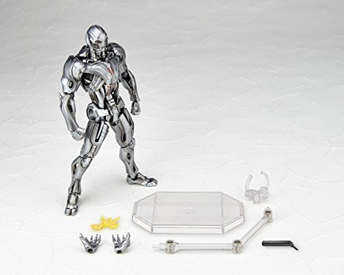 Image 2 for Avengers: Age of Ultron - Ultron - Figure Complex Movie Revo No.002 - Revoltech (Kaiyodo)