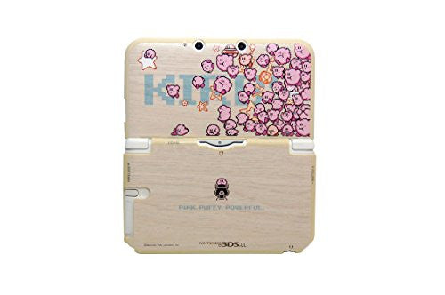 3DS LL Character Hard Cover (Kirby Taikoushin)